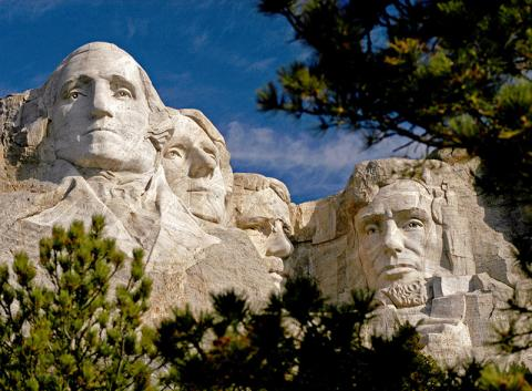 Mt. Rushmore, South Dakota Tourism